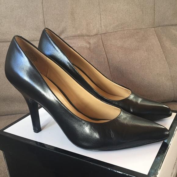 Nine West Shoes | Garisono Black Pumps